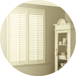 Westminster MDF Plantation Shutters with lifetime guarantee