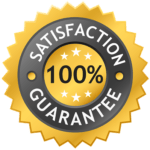 100% Satisfaction Guarantee with Shutters of London