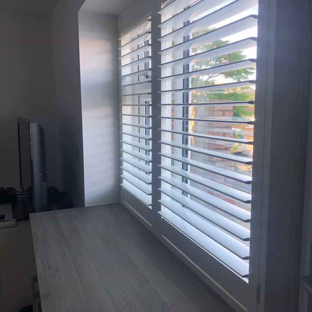 Plantation window Shutters Surrey