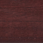 Hardwood Shutter Stain option Dark Mahogany