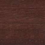 Hardwood Shutter Stain option Mahogany