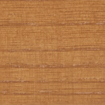 Hardwood Shutter Stain option Medium Oak