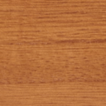 Hardwood Shutter Stain option Red Oak
