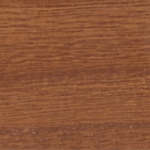 Hardwood Shutter Stain option Rich Walnut